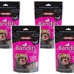 4-Pack-Marshall-Bandits-Freeze-Dried-Rabbit-Treats-for-Ferrets-0