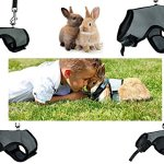 ASOCEA-Adjustable-Soft-Harness-with-Stretchy-Leash-for-Bunny-Cat-0-2