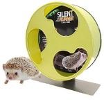 Exotic-Nutrition-Silent-Runner-12-Wide-Exercise-Wheel-Cage-Attachment-0