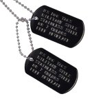 GoTags-Pet-ID-Custom-US-Military-Dog-Tag-Personalized-ID-Set-Complete-Chains-Silencers-0-0
