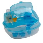 MARBOL-Hamster-Habitat-Cage-Travel-Portable-Pet-Carrier-Large-0