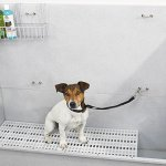 Master-Equipment-Raised-Grooming-Tub-Rack–Durable-Convenient-and-Professional-Grade-Racks-to-Keep-Pets-Above-Water-During-Bathing-0-0