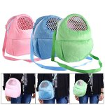 Mummumi-Hamster-Carrier-Backpacks-Small-Pet-Outgoing-Bag-with-Shoulder-Strap-Portable-Breathable-Travel-Handbag-Backpack-for-Hedgehog-Hamster-Mouse-Sugar-Glider-Squirrel-0