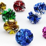 Mylar-Crinkle-Balls-Cat-Toys-Best-Interactive-Crinkle-Cat-Toy-Balls-Ever-Top-Rated-Independent-Pet-Kitten-Cat-Toys-for-Fat-Real-Cats-Kittens-Exercise-SoftLightRight-Size-12-Pack-by-Friends-Forever-0