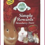 Oxbow-Pet-Products-Simple-Rewards-96001-5oz-Strawberry-Treats-for-Small-Animals-0