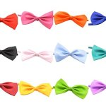 PET-SHOW-Baby-Boys-Girls-Dog-Bow-Ties-Pet-Cat-Bowties-Collar-for-Wedding-Party-Grooming-Accessories-Color-Assorted-Pack-of-12pcs-0-0