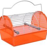 Penn-Plax-Carrier-for-Small-Animals-Birds-Small-Colors-may-vary-0
