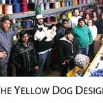 Polka-Dot-Dog-Collar-with-Tag-A-Long-ID-Tag-System-0-2