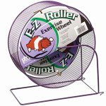 Prevue-Pet-Products-Wire-Mesh-Ferret-Wheel-11in-Assorted-Colors-0