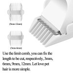 Razoo-Heavy-Duty-Pet-Hair-Clipper-Dogs-Cats-Cordless-Professional-Grooming-Trimming-Kit-Set-0-2
