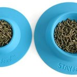 STAYbowl-Tip-Proof-Bowl-for-Guinea-Pigs-and-Other-Small-Pets-Sky-Blue-Large-34-Cup-Size-New-0-0