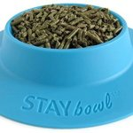 STAYbowl-Tip-Proof-Bowl-for-Guinea-Pigs-and-Other-Small-Pets-Sky-Blue-Large-34-Cup-Size-New-0-1