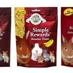 Simple-Rewards-Small-Animal-Treats-3-Flavor-Variety-Bundle-1-Each-Baked-Cranberry-Freeze-Dried-Bananas-Baked-Veggie-1-2-Ounces-0