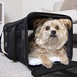 TrustyPup-Travel-Easy-Explorer-Airline-Approved-Pet-Carrier-Medium-Black-0-2