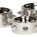 Unleashed-Life-Bruno-Collection–Stainless-Dog-Dish-Cat-Bowl-for-FoodWater-0-0