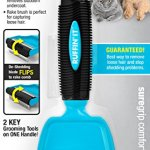 Westminster-Pet-Products-19800-Fur-B-Gone-2-in-1-De-Shedding-Tool-Small-0