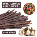 YOUTH-UNION-7-Pack-Wooden-Hamster-Chew-Toys-for-Pets-Teeth-Care-Rabbits-Rat-Small-Animal-Ball-Exercise-Playing-Bell-Roller-Pig-Toys-0-1