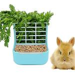 zswell-Hay-Food-Bin-Feeder-Hay-and-Food-Feeder-Bowls-Manger-Rack-for-Rabbit-Guinea-Pig-Chinchilla-and-Other-Small-Animals-0