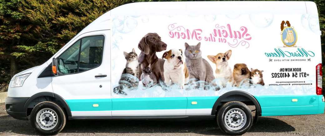 Mobile Dog Groomers Near Me