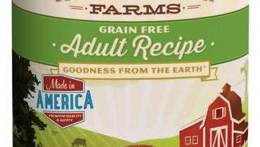 Whole Earth Dog Food Reviews