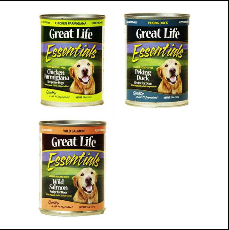 Great Life Dog Food