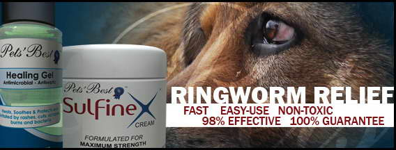Ringworm Treatment For Dogs