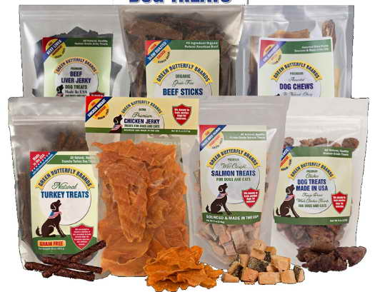 Healthy Dog Treats Brands