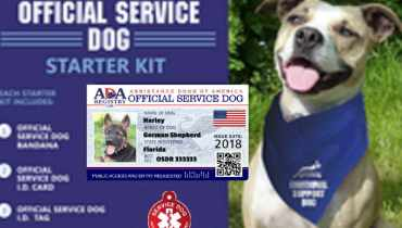 Official Service Dog Registry Reviews