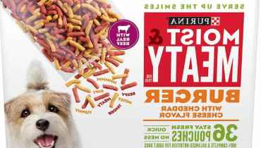 Soft Dry Dog Food For Seniors