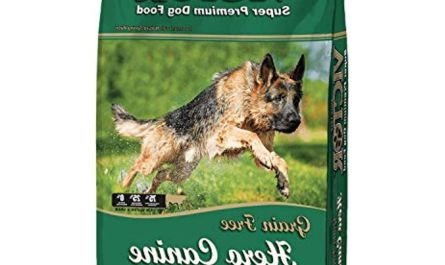 Why is 50 lb dog food grain free