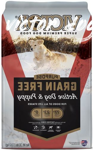 Important information about victor dog food grain free
