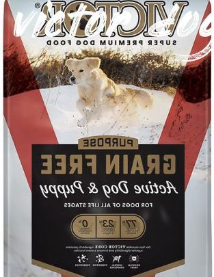 Victor Dog Food Grain Free
