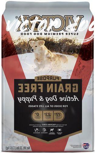 Victor Dog Food Grain Free