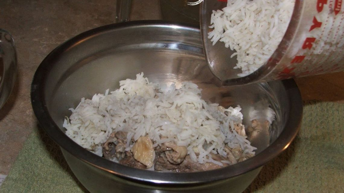 Chicken And Rice For Dogs With Pancreatitis
