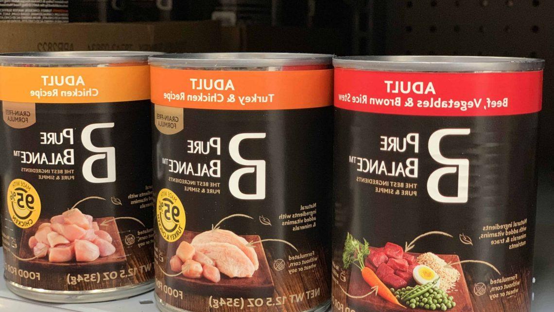 Chicken And Rice Dog Food Walmart