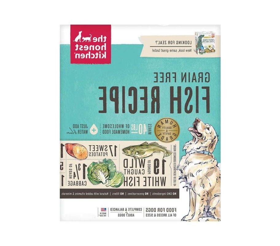 Honest Kitchen Dog Food Grain Free