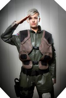 Galactica - Viper-pilot