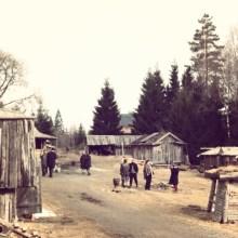 The village in Töfsingdalen. Portrait. Photo: Petter Karlsson