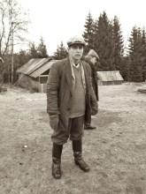 Strange local villager. Diegetic. Photo: Elin Gustafsson