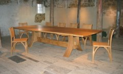 Gallery Table and Chairs