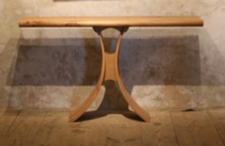 Long Hourglass Table