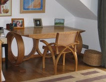 Ring Desk and Ring Chair