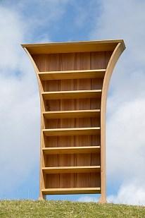 Lotus Bookshelves