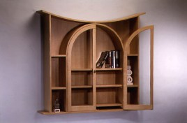 Temple Display Cabinet