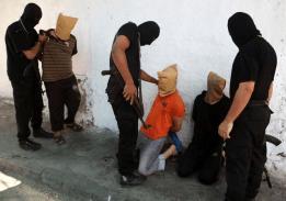 Presskonferens med Hamas?