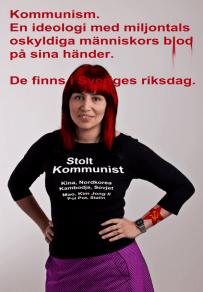 Rossana Dinamarca, har numera lämnat riksdagen men hennes partikamrater är kvar och lika extrema.