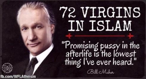 bill-maher-72-virgins