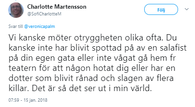 Veronica_Palm_får_svar