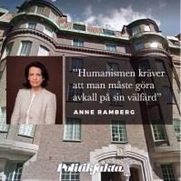 Anne Ramberg Humanism