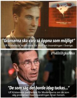 Kan man lita på Ulf Kristersson?